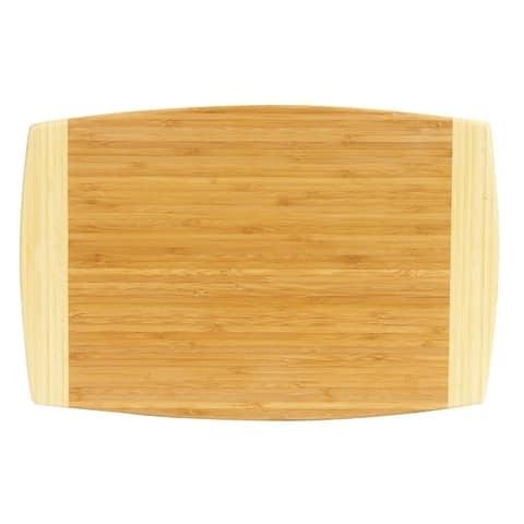 Joyce Chen 18 in. L x 12 in. W Natural Natural Bamboo Cutting Board