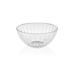 "Majestic Gifts  European High Quality Glass Bowl-7.8"" Diameter"