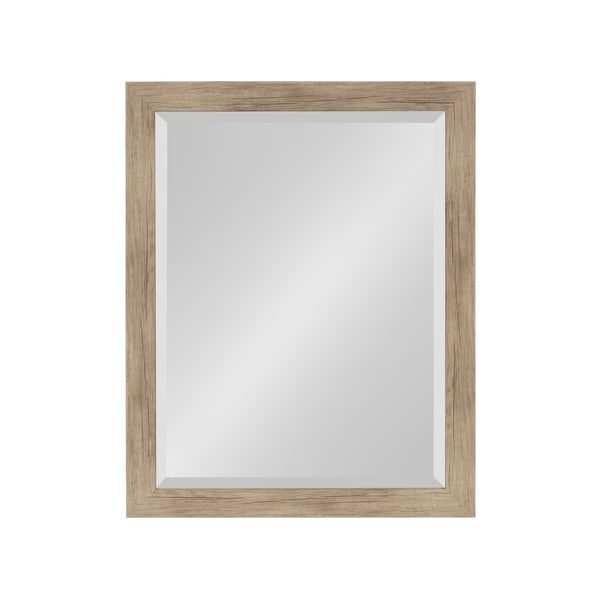 Beatrice Framed Decorative Rectangle Wall Mirror