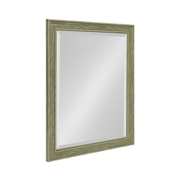 Shop Harvest Decorative Framed Wall Mirror Free Shipping