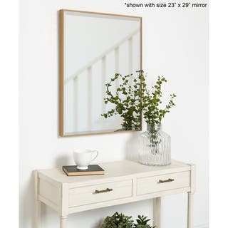 Buy Bathroom-Vanity Mirrors Online at Overstock | Our Best Decorative Accessories Deals