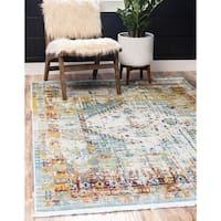 Unique Loom Cayo Hueso Havana Area Rug - 8' 4 x 10'