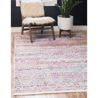 Unique Loom Obispo Baracoa Area Rug - 8' 4 X 10'