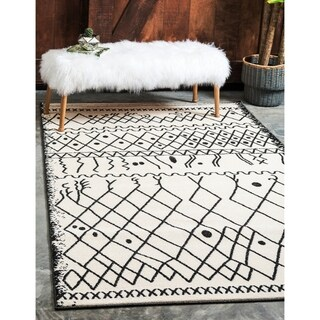 Unique Loom Tribal Atlas Area Rug - 3' 3 x 5' 3