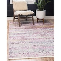 Unique Loom Obispo Baracoa Area Rug - 4' 3 x 6'