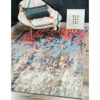 Jill Zarin Chelsea Downtown Area Rug - multi - 9' x 12'