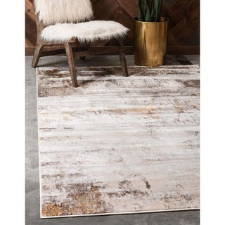 Shop Nourison Maxell Abstract Area Rug On Sale Free