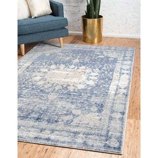 Unique Loom Rockwell Asheville Area Rug