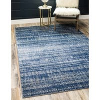 Unique Loom Sardinia Helios Area Rug - 8' x 10'