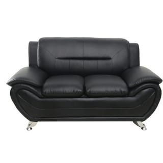 Superb Buy Rolled Arms Faux Leather Loveseats Online At Overstock Beatyapartments Chair Design Images Beatyapartmentscom