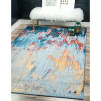Jill Zarin Tribeca Downtown Area Rug - multi - 9' x 12'