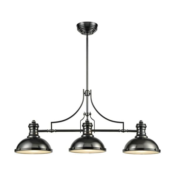 Chadwick Island Light, Black Nickel