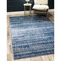 Unique Loom Sardinia Helios Area Rug - 4' x 6'