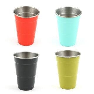 Fiesta 16 ounce Party Cups, Set of 4