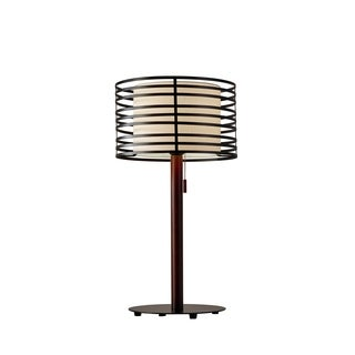 Adesso Reed Table Lamp