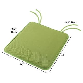 Buy Green Chair Cushions Pads Online At Overstock