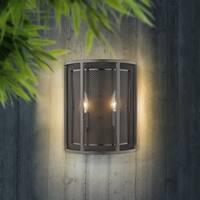Eglo Verona Wall Light with Oil Rubbed Bronze Finish