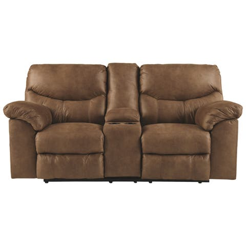 Buy Tan Power Recline Loveseats Online At Overstock Our