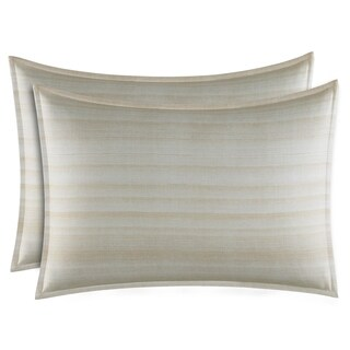 Vera Wang Silk Strie King Sham