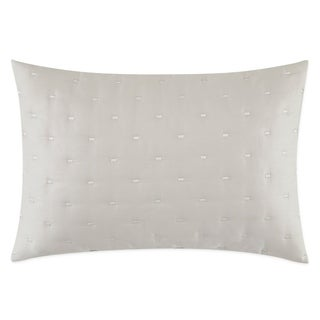 Vera Wang Luster Cloud Grey King Sham
