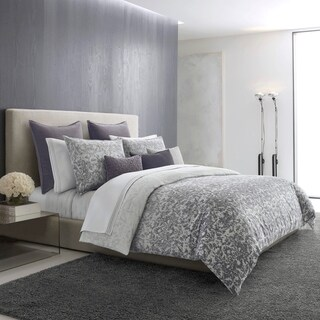 Vera Wang Degrade Damask Duvet Cover