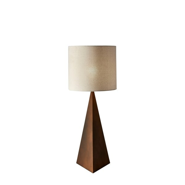 Adesso Cairo Tall Table Lamp