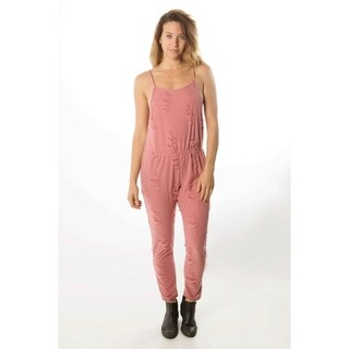 Ladies Distress overall jumpsuit romper by special One (More options available)