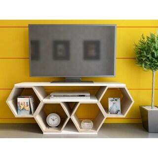 "Decorotika Honey 54"" TV Media Stand"