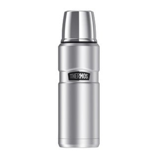 Thermos Stainless King Stainless Steel Beverage Bottle BPA Free 16 oz.