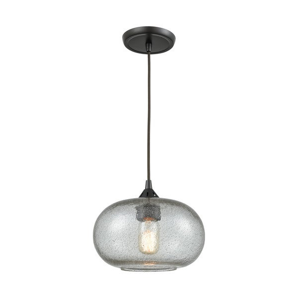 Volace 1-Light Pendant, Oil Rubbed Bronze