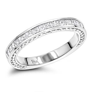 3 4 Mm Handmade Women S Wedding Bands Bridal Rings For Less