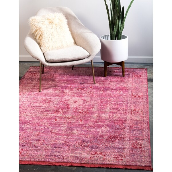 Shop Unique Loom Austin Acapella Area Rug - On Sale - Free Shipping