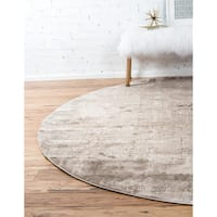 Jill Zarin Lexington Avenue Uptown Round Rug - 8' x 8'