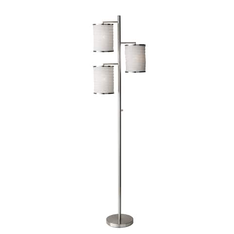 Adesso Bellows Tree Lamp