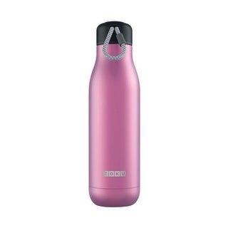 Zoku Purple Stainless Steel Insulated Water Bottle 25 oz.