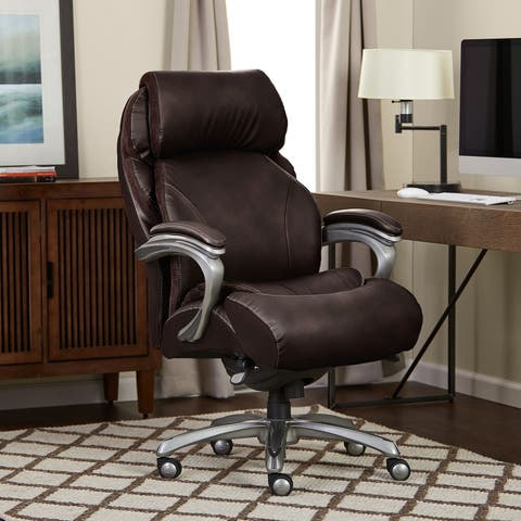 Serta Big and Tall Executive Office Chair with Smart Layers Technology