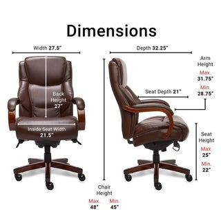 La-Z-Boy Delano Executive Office Chair