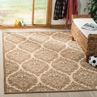 Safavieh Linden Modern & Contemporary Cream / Beige Rug - 4' x 6'