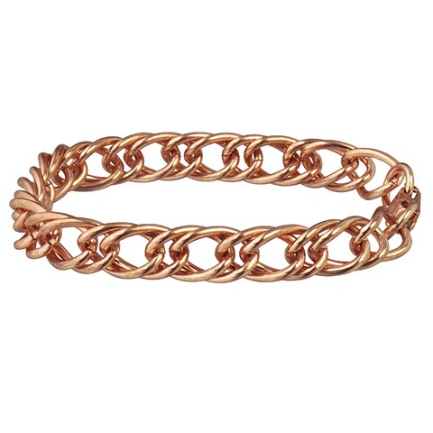 Element Copper Link Bracelet