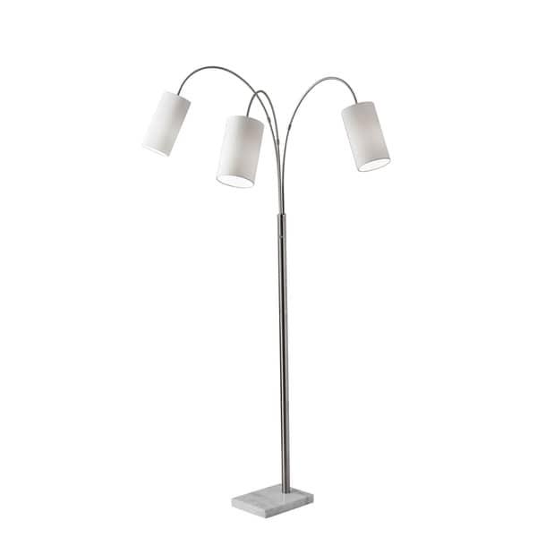 Adesso Tribeca Arc Lamp
