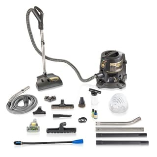 Reconditioned E Series E2 Gold 2 Speed Vacuum W/ 18 piece GV Tool Kit