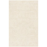 Safavieh Hand-Tufted Trace Modern & Contemporary Ivory Wool Rug - 3' x 5'