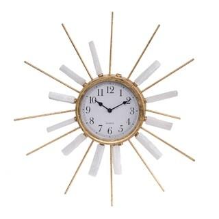 Dulcie Beam Clock, 22.5 inch Wall clock