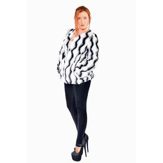 Hestin Irene Faux Fur Waist Coat (2 options available)