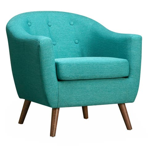 EdgeMod Layna Mid-century Accent Chair