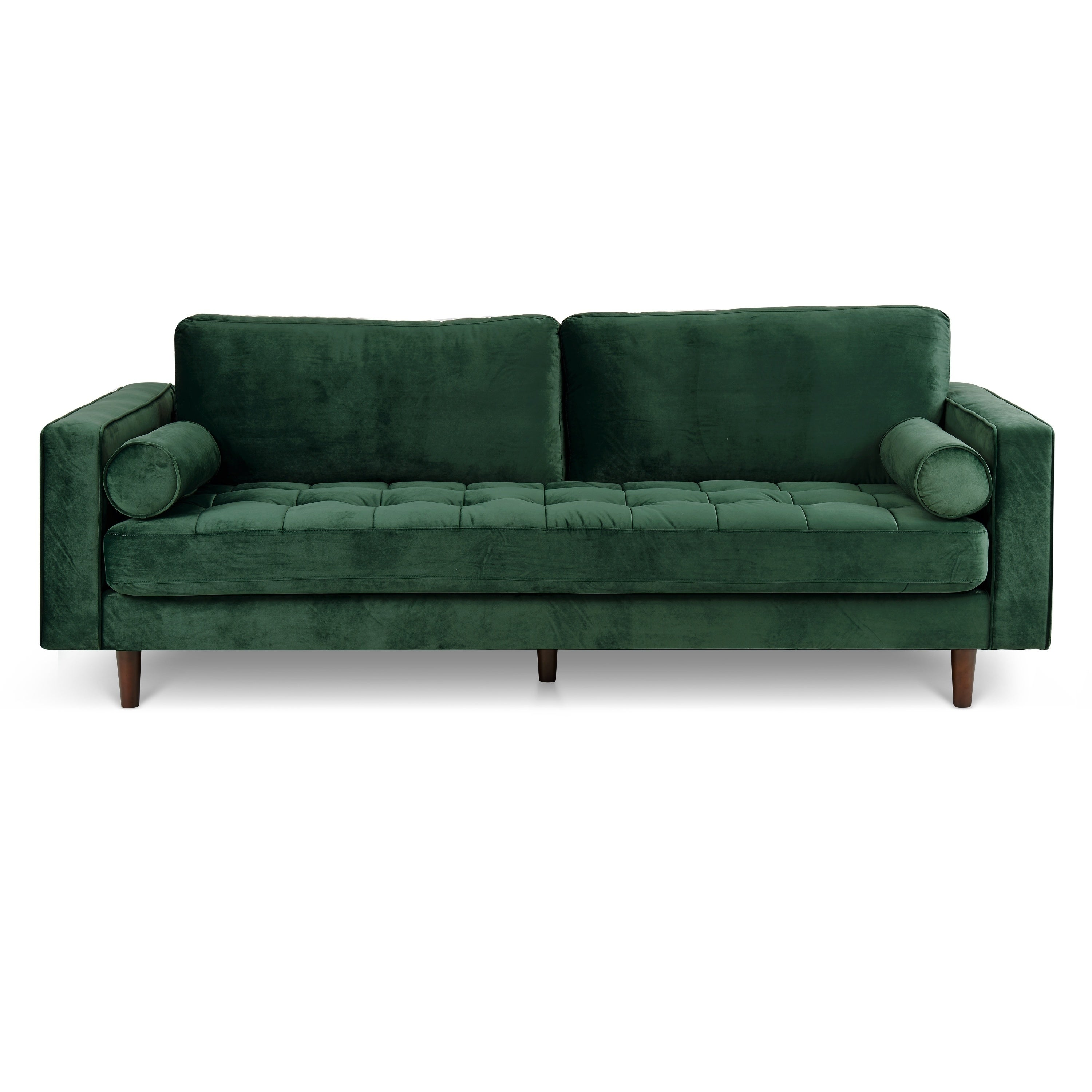 Green Sofas Couches Online At Our Best Living Room Furniture Deals