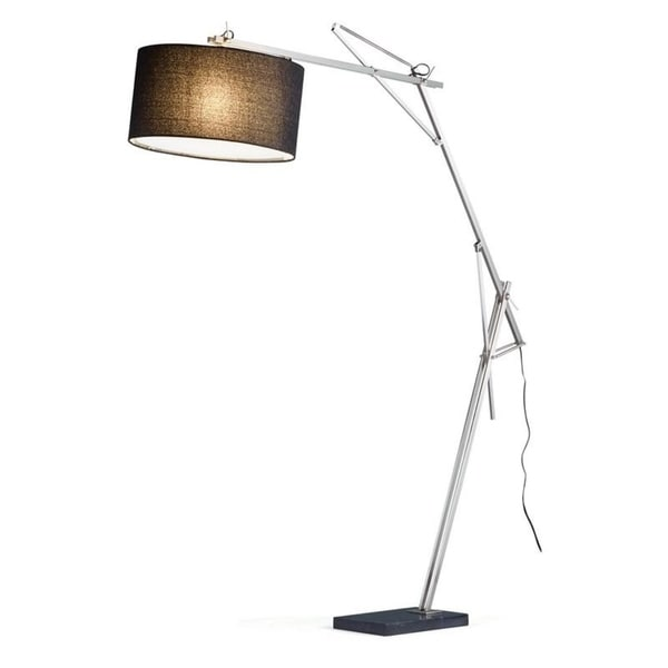Adesso Suffolk Arc Lamp
