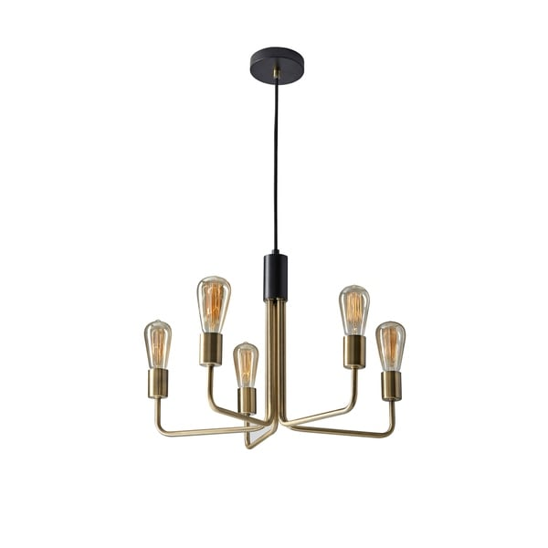 Adesso Weber Pendant Light
