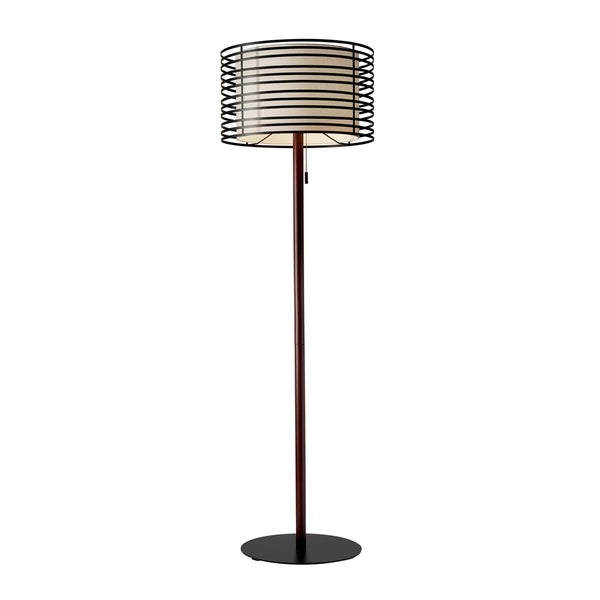 Adesso Reed Floor Lamp
