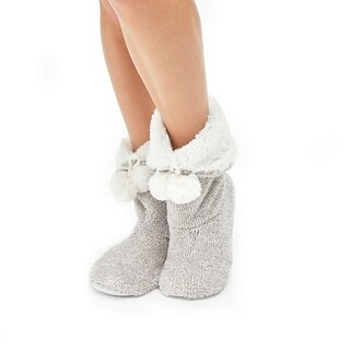 Women's Super Plush House Booties